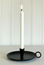 CANDLE PLATE D.20CM