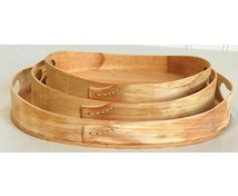 OVAL TRAY ALDER
