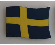 SWEDISH FLAG MAGNET