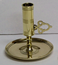 CANDLE HOLDER BRASS 10 CM