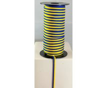 RIBBON 5MM BLUE YELLOW