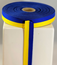 RIBBON 20MM BLUEYELLOW  25m/roll